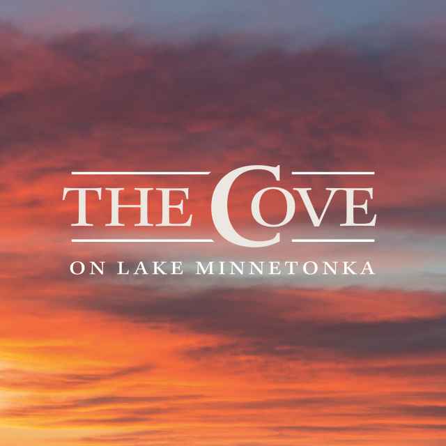 Booklet about The Cove on Lake Minnetonka