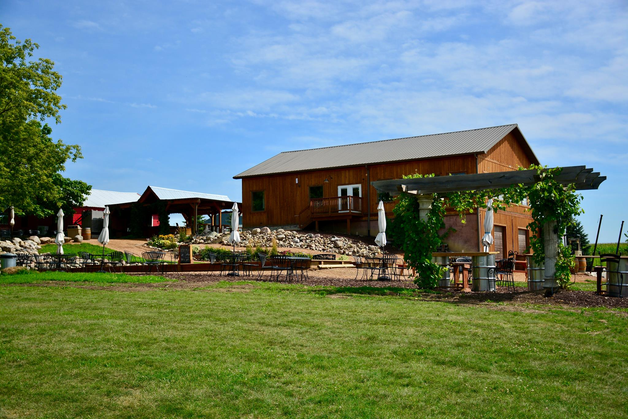 Schram Vineyard and Winery is Minnesota's First Winery & Brewery