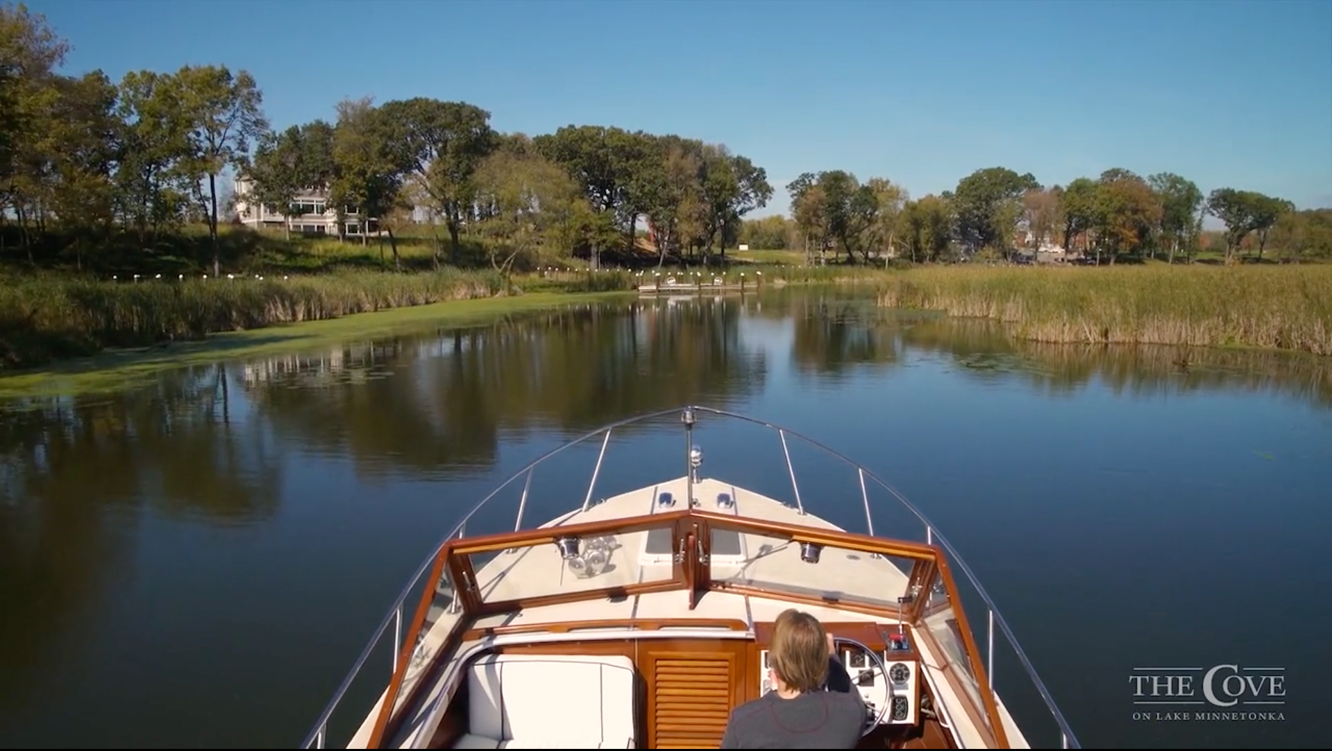 Video on The Cove on Lake Minnetonka