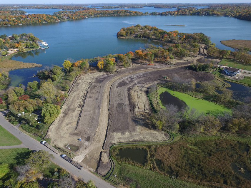 15 New Lakeshore and 11 more Lake Access Homesites on Lake Minnetonka