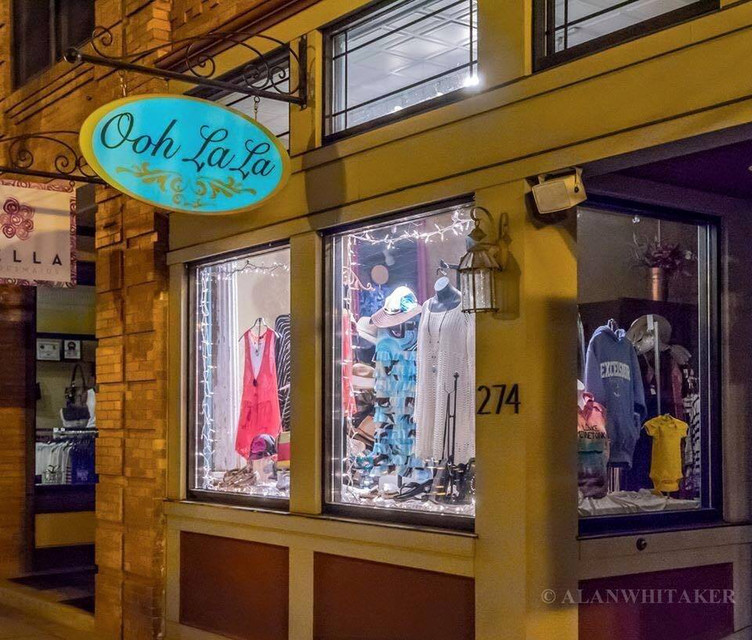 Ooh La La in downtown Excelsior